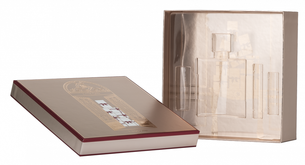 Coffret cloche