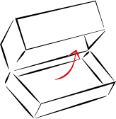 Hinged Box>