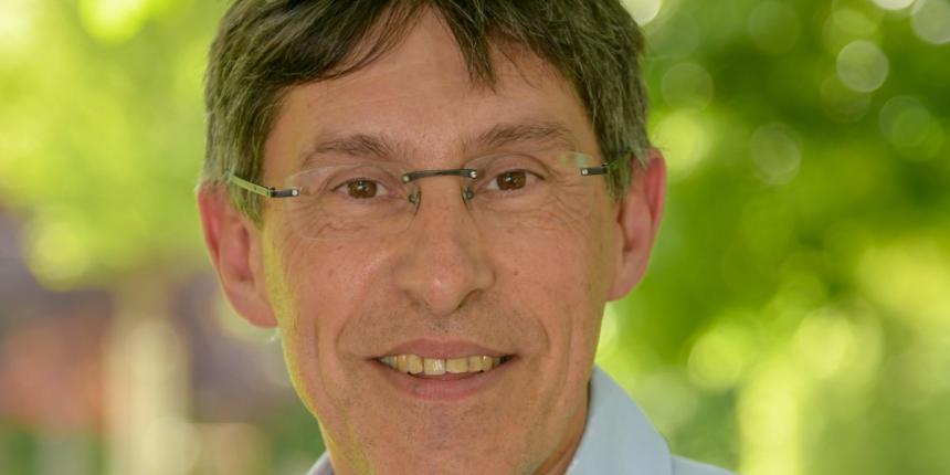 Antoine Bruno, nouveau PDG d'Alliora à Fougères. (©DR)